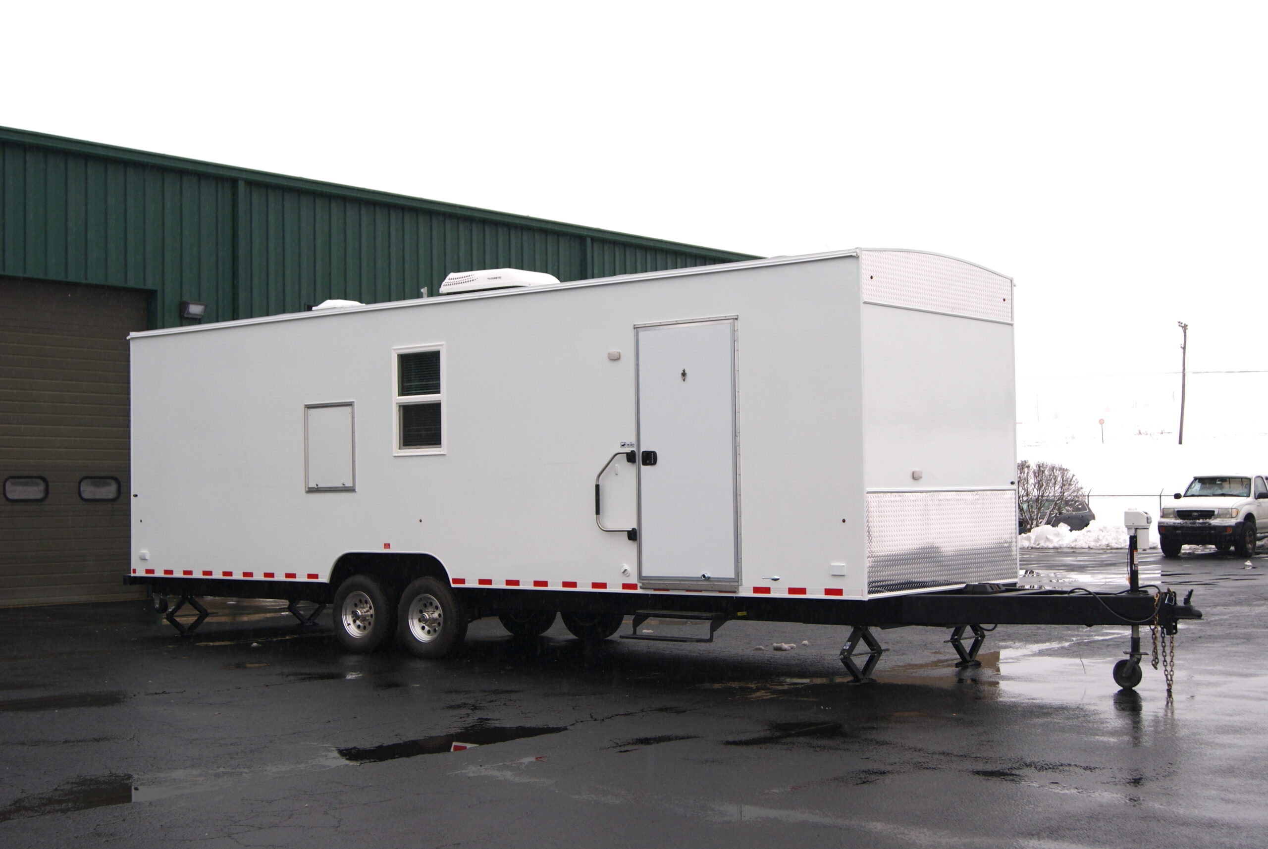 3100 Fire Safety House