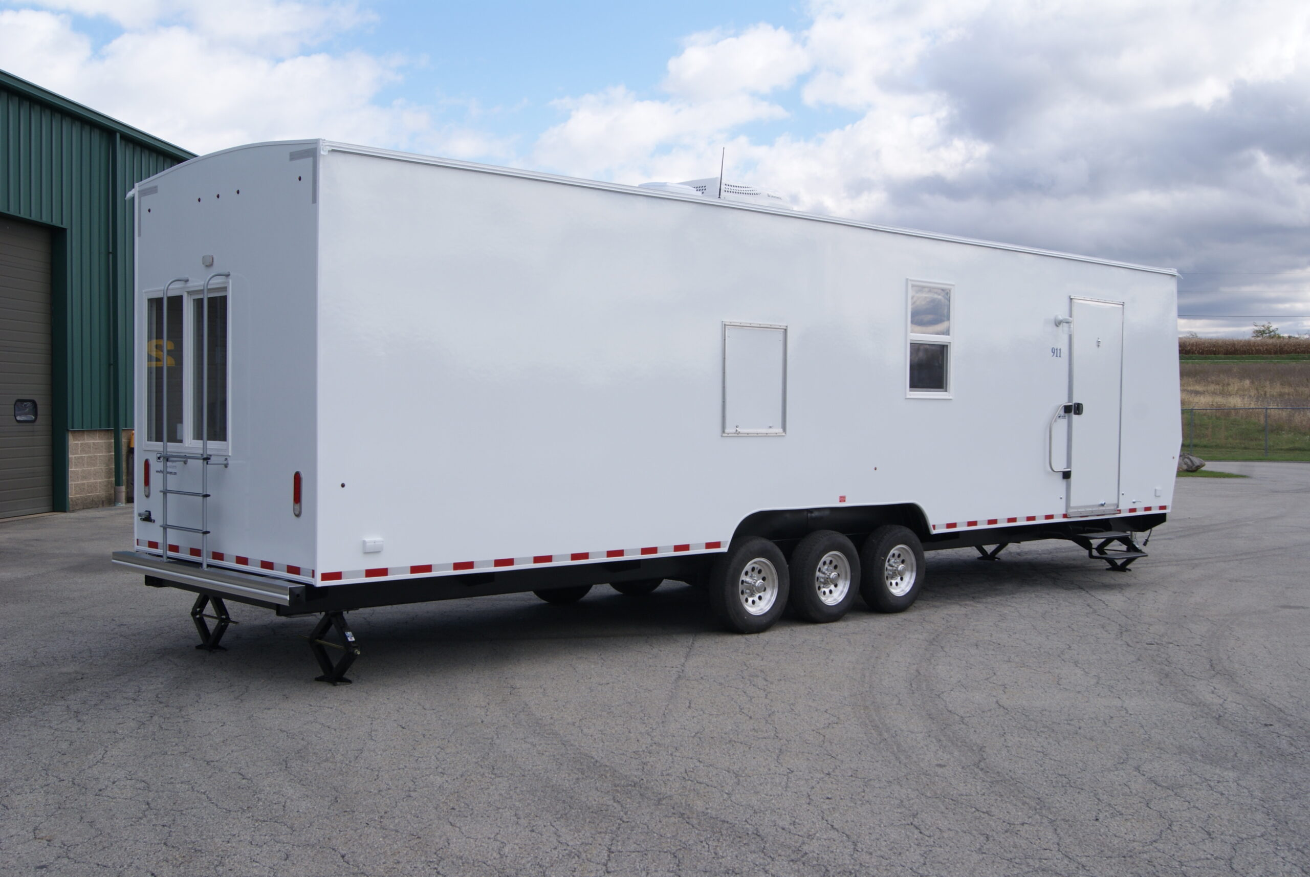 3900 Fire Safety House