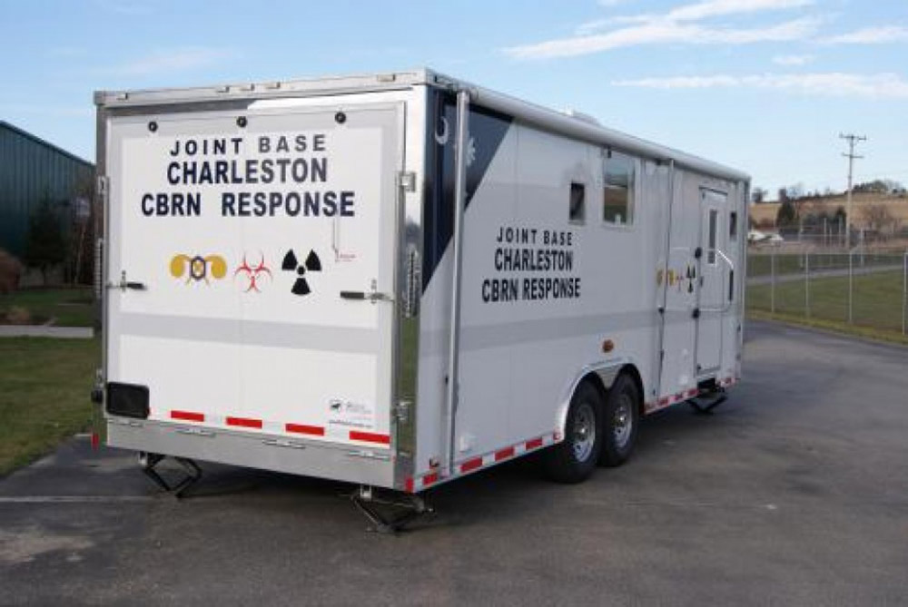 CBRNE Response Charleston AFB