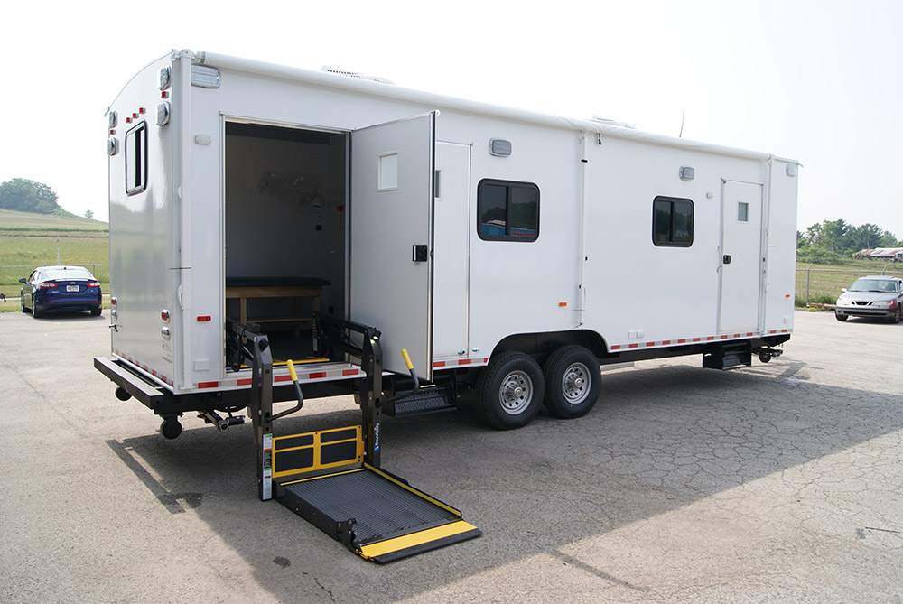 Mobile Health Clinic 35