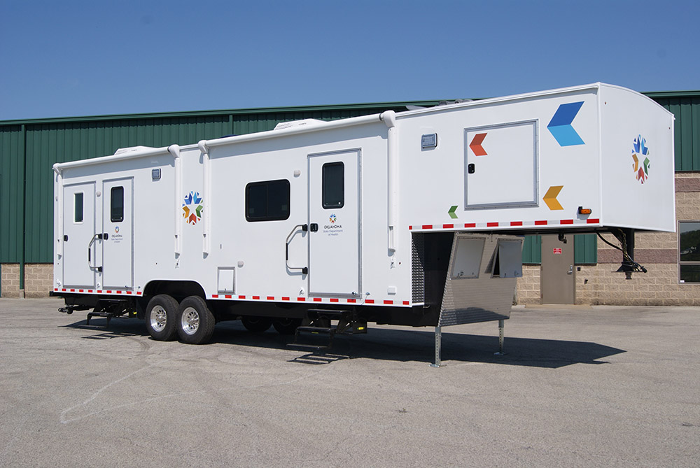 Mobile Health Clinic 36FW