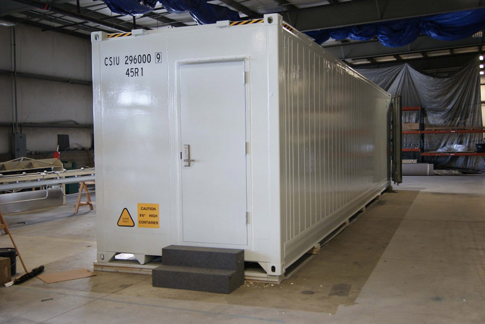 Containerized Living Unit