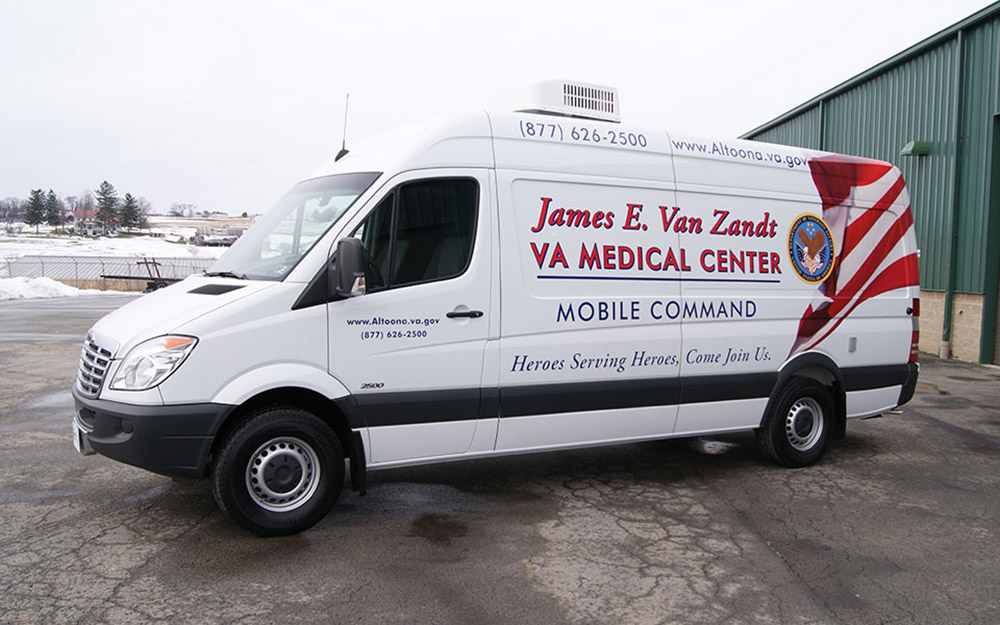 Community Outreach Vehicle