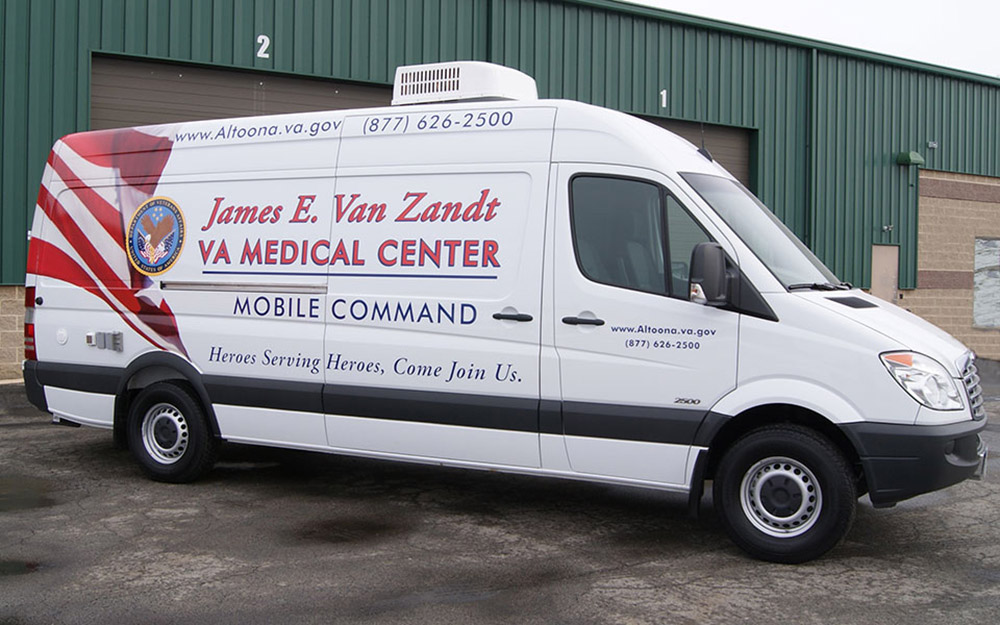 Mobile Concepts Community Outreach Vehicle