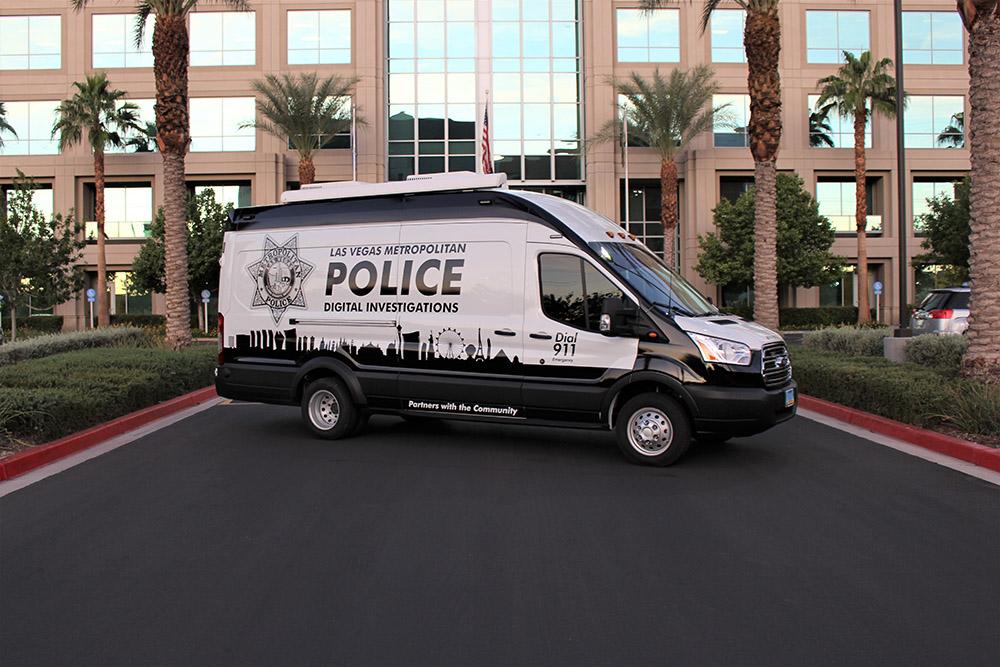 Command-3WS Ford Sprinter Van – Las Vegas