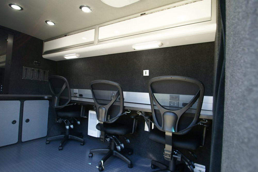 Mobile Concepts Command 4×4 – Mercedes-Benz Sprinter
