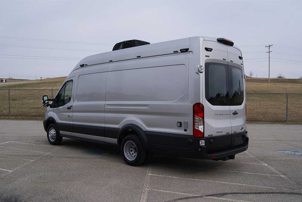 Mobile Concepts Command-3WS Ford Sprinter Van