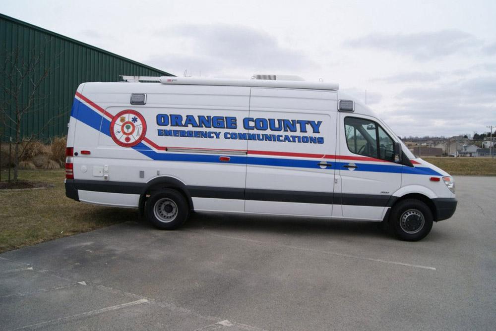 Emergency Communication Vehicle