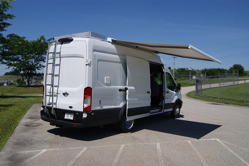 Command-3WS Ford Sprinter Van – Delaware