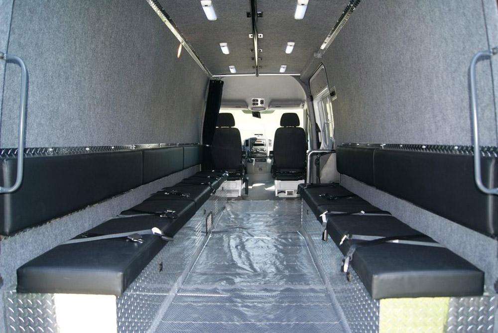 Mobile Concepts Troop Transport