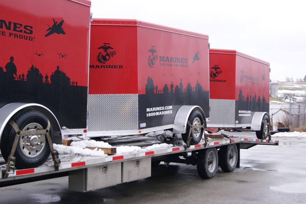 Enhanced Marketing Vehicles