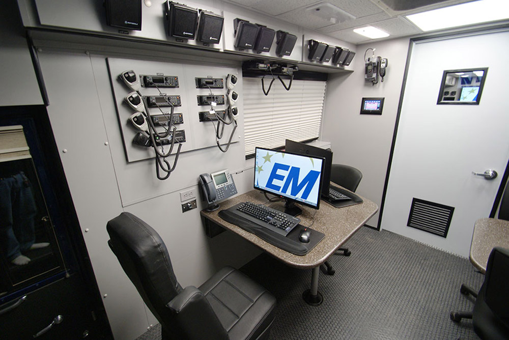 Mobile Concepts Interagency Command Center