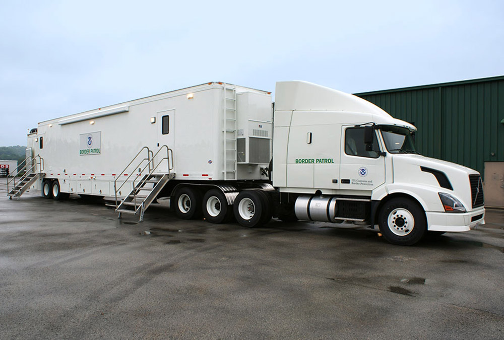Mobile Processing Center