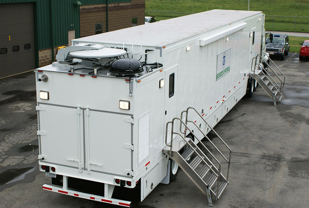 Mobile Concepts Mobile Processing Center